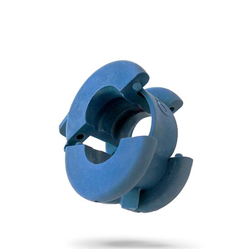 Profil expandabil Conector cu bandă de fixare pentru etanșarea exteriorului tiranților de cofrare care rămân în structura de beton